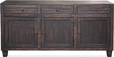 "Martin Furniture 60"" Console, Brown"