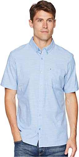 Hurley One & Only 2.0 Short Sleeve Woven