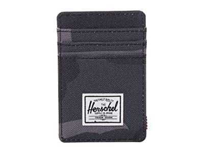 Herschel Supply Co. Raven RFID (Night Camo) Wallet Handbags