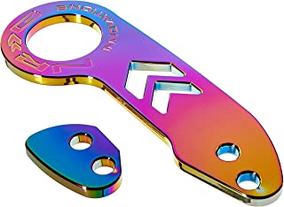 NRG Innovations TOW-110MC Neo Chrome Dip Rear Tow Hook (Universal Fitment)