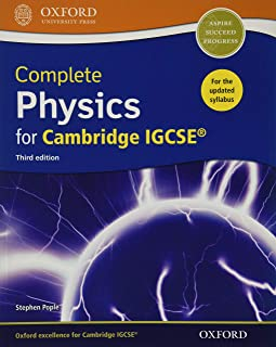 Complete Physics for Cambridge IGCSE®: Third Edition