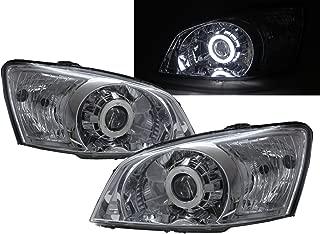 CABI Getz/Click 2002 2005 PRE-FACELIFT Hatchback 3D/5D CCFL Projector Headlight Headlamp for HYUNDAI LHD