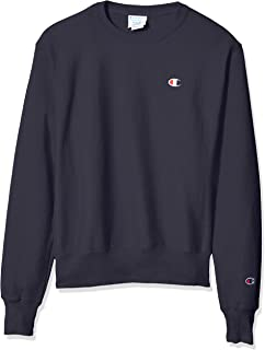 Champion LIFE Men's Reverse Weave Sweatshirt, Navy, Medium