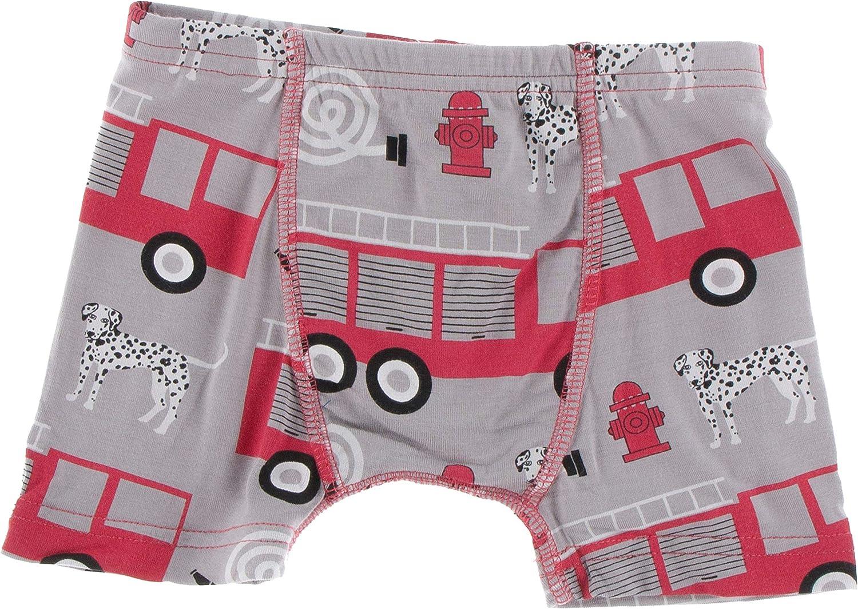 KicKee Pants Print Single Boxer Brief