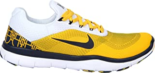 310172d543352 Nike Michigan Wolverines Free Trainer V7 Week Zero College Shoes - Size  Men s 9 ...