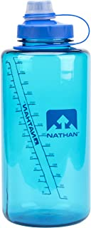 Nathan SuperShot 1.5 L Water Bottle, Blue/Electric Blue