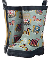 Hatley Kids Vikings Rain Boots (Toddler/Little Kid)