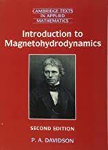 Introduction to Magnetohydrodynamics (Cambridge Texts in Applied Mathematics)