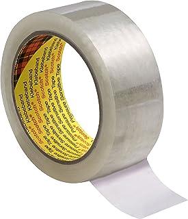 3M Verpackungsklebeband 309, transparent, 50 mm x 66 m - 6er Pack