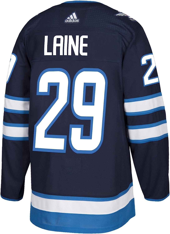 NEW adidas Winnipeg Jets free Patrik Jersey Laine Authentic Pro