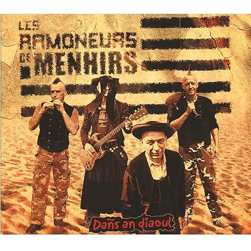 Dañs an diaoul de Les Ramoneurs de menhirs sur Amazon Music - Amazon.fr