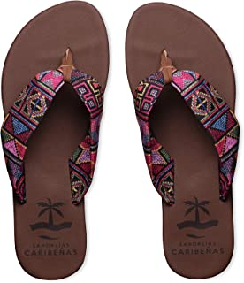Sandalias Caribeñas para Mujer Modelo Holbox