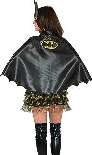 Costume Co Women's Dc Superheroes Batgirl Cape