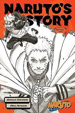 Naruto: Naruto's Story--Family Day (Naruto Novels)