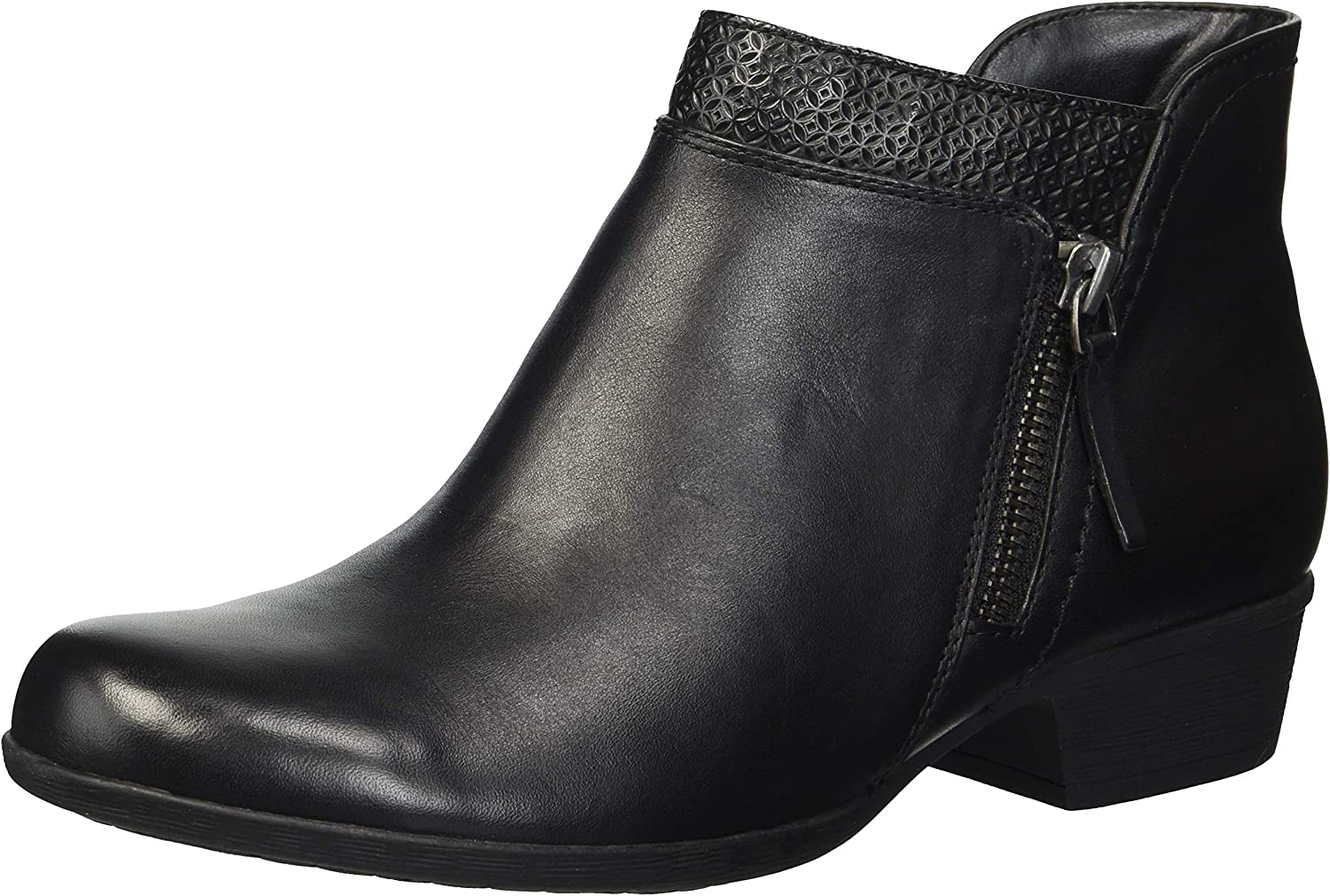 Rockport Womens Carly Bootie Ankle Boot