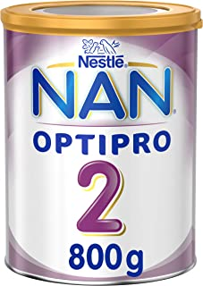 Nestlé NAN OPTIPRO Stage 2 From 6 to 12 months, 800g