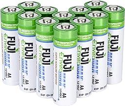 Sponsored Ad – Fuji Enviromax AA Super Alkaline LR6 Batteries - Eco-Friendly, Long Lasting, Powerful, No Harmful PVC & Hea...
