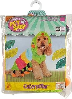 caterpillar dog costume