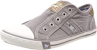 MUSTANG Women's Low Sneaker Gray