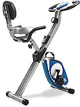 XTERRA Fitness FB350 دوچرخه ورزشی تاشو ، نقره ای