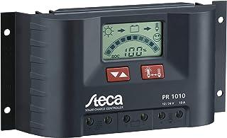 Steca PR1010 zonnelaadregelaar met LCD-display en belastinguitgang voor 12 V verbruikers tot 10 A