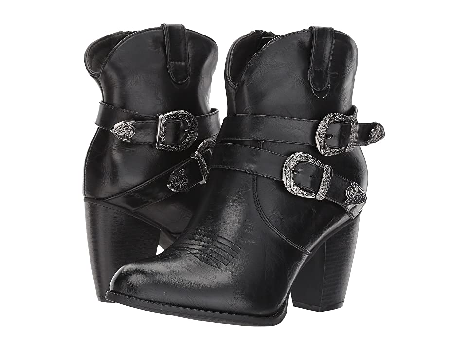 Roper Maybelle (Faux Black Leather Vamp) Cowboy Boots
