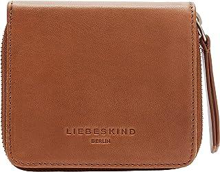Liebeskind Berlin Oak-Sabia Wallet Medium, Billetera para Mujer, marrón, N