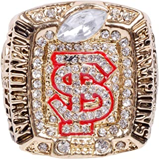 replica championship rings college