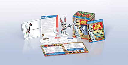 Bugs Bunny 80th Anniversary Collection (BD) [Blu-ray]