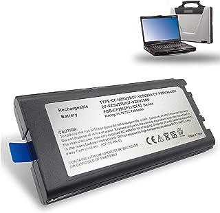 Emaks 9-Cell 11.1V 7800mAh CF-VZSU29 Battery Compatible with Panasonic ToughBook CF29 CF51 CF52 Series,P/N:CFVZSU29 CF-VZSU29A CFVZSU29ASU CFVZSU29AU CF-VZSU29AU CFVZSU29U CF-VZSU29U