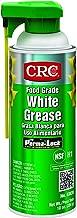 CRC Food Grade White Grease, 10 oz Aerosol Can, White