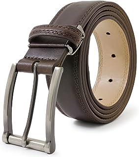 Dolce Margarita(ドルチェマルガリータ) イタリア本革ベルト メンズ 革幅3.5cm