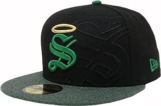 New Era 59Fifty Hat Santos Laguna Soccer Club Mexican League Black/Gray Cap