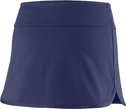 Poli/éster//Licra G Team 11 Skirt Falda de Tenis para ni/ña Wilson
