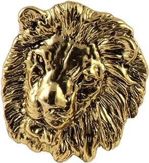 Best lion head lapel pin Reviews