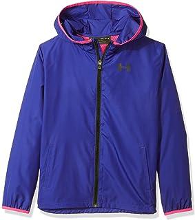Under Armour Girls Sack Pack Full Zip Jacket-PPL Sport Jackets
