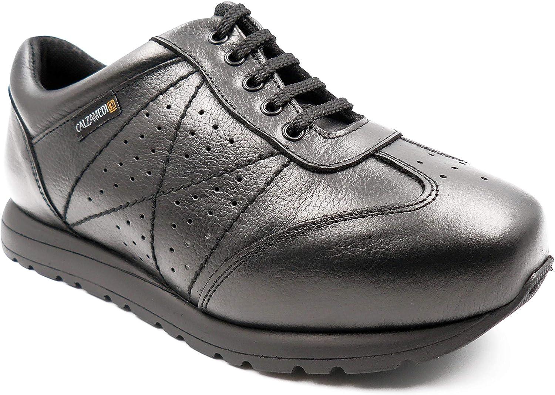 Calzamedi 0571 57 schwarz, Damen Turnschuhe    Gutes Design
