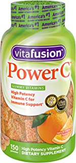 Vitafusion Power C Gummy Vitamins for Adults