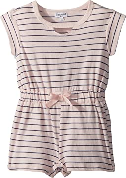 Yarn-Dye Stripe Romper (Infant)