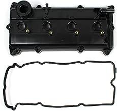 NEW CNVG-D1252VC Engine Valve Cover, Valve Cover Gasket, Spark Plug Seals for 2002-2006 Nissan Altima Sentra 2.5L QR25DE