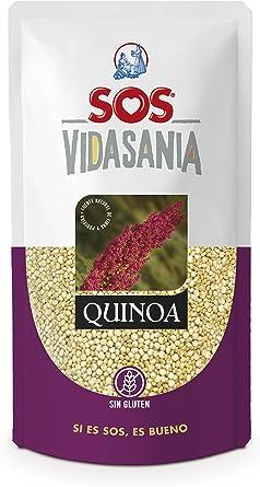 SOS Vidasania 100% Quinoa 250G - [Pack De 12] - Total 3 Kg