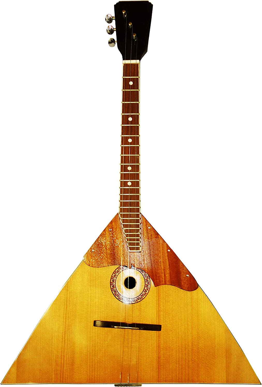 New Ukrainian Trembita Russian Balalaika 15 Strings Prima 1589