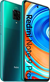 Xiaomi Redmi Note 9 Pro 6+64GB Tropical Green