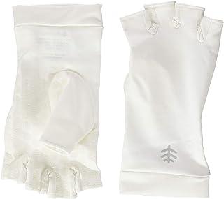 Coolibar UPF 50+ Men's Women's Ouray UV Fingerless Sun Gloves - Sun Protective