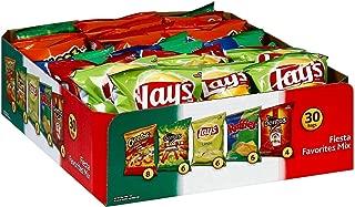 Frito Lay Fiesta Favorites Variety Pack - 30 ct.