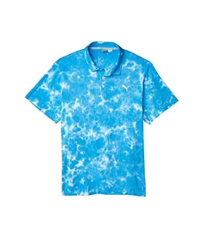 PUMA Golf Haight Polo (Ibiza Blue) Men
