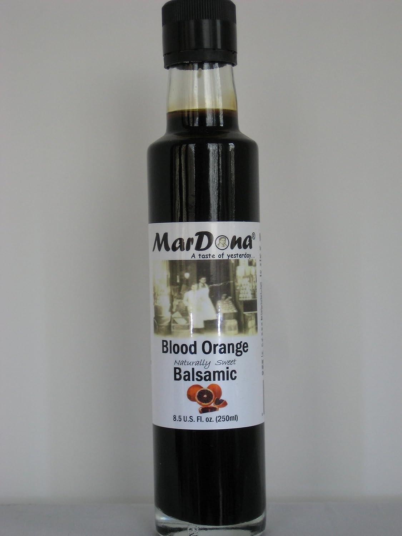 8.5oz Blood Industry No. 1 Orange Infused Popular overseas Balsamic Condimenti