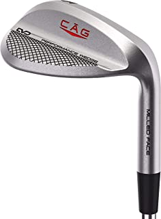 CĀG Golf, LVD Sand Wedge, 56 Degree Men's Golf Wedge, Golf Wedges for Men, Right Hand Oriented Wedge Club