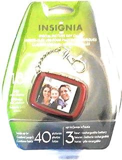 "Insignia NS-DKEYRD10 - 1.8"" LCD Digital Photo Key Chain"