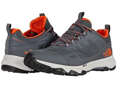 The North Face Ultra Fastpack IV Futurelight (Zinc Grey/Persian Orange) Men
